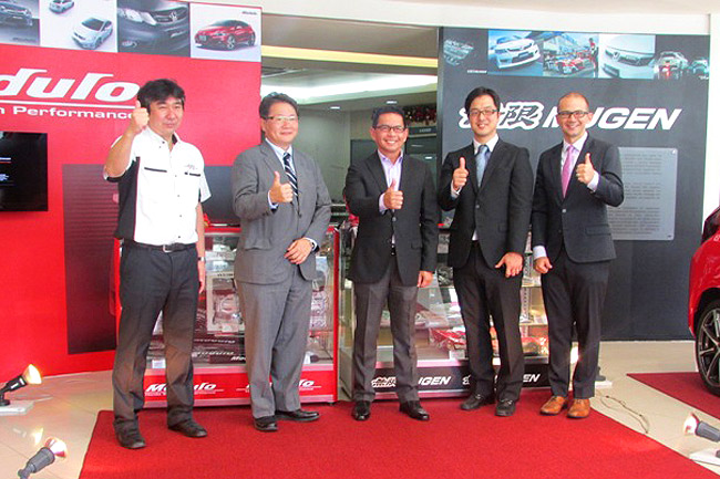 Honda Cars Alabang, Global City open Accessory Corner