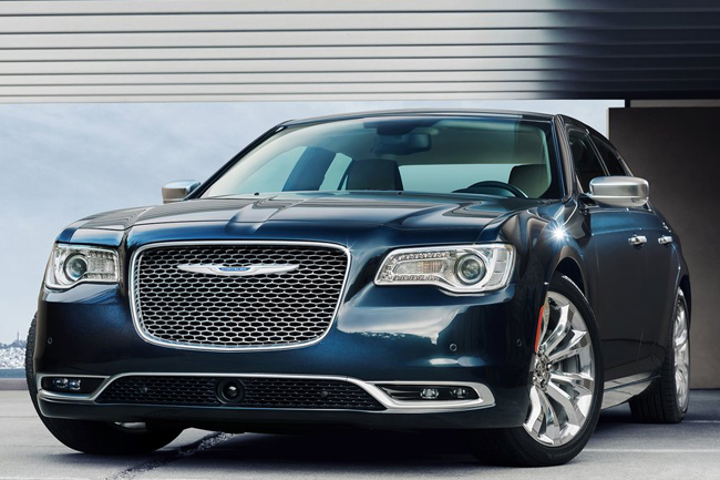 Chrysler 300C facelift