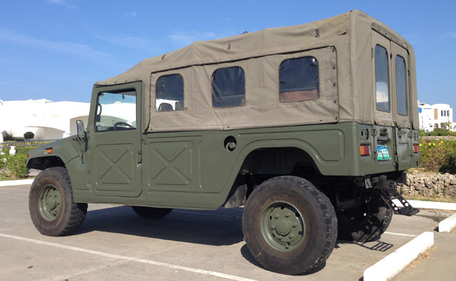 toyota mega cruiser is the only japanese surplus vehicle we want