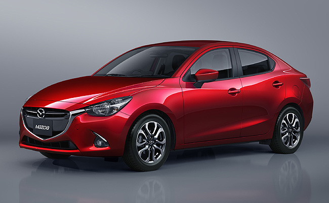 TopGear.com.ph Philippine Car News - Mazda reveals 2 sedan ahead of global debut at Thailand Motor Expo
