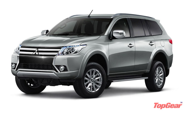 We render how the new Mitsubishi Montero Sport would look like