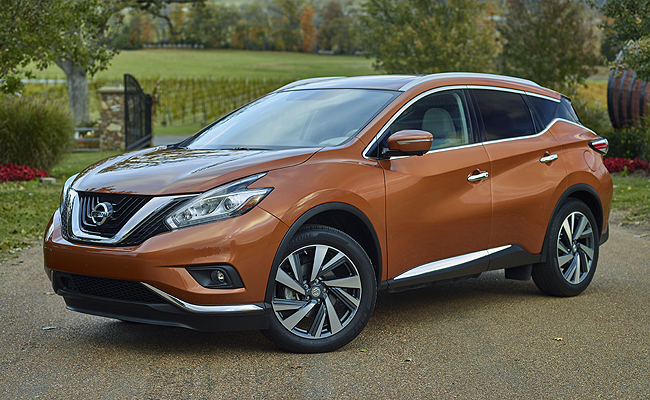 TopGear.com.ph Philippine Car News - And here's the all-new Nissan Murano