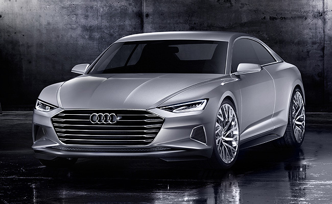 TopGear.com.ph Philippine Car News - Audi prologue show car is the future of carmaker's design langu