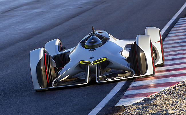 TopGear.com.ph Philippine Car News - Chevrolet breaks cover on its Chaparral 2X Vision Gran Turismo