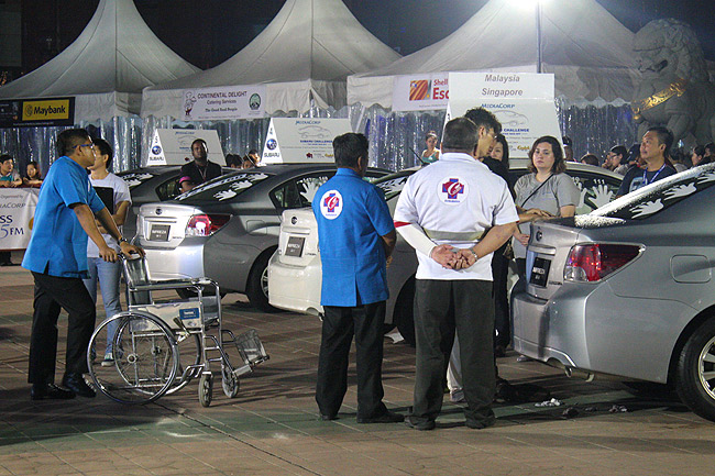 How to survive the 2014 Subaru Palm Challenge