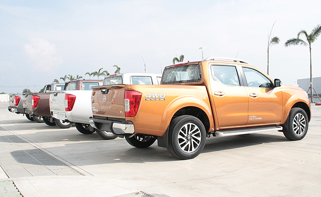 TopGear.com.ph Philippine Car News - Is Nissan making a Navara-based rival for the Ford Everest?