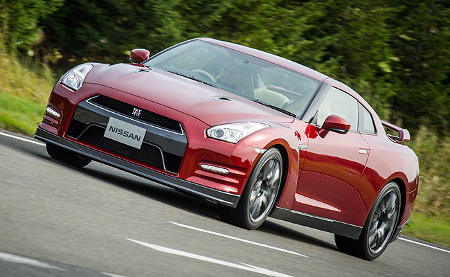 TopGear.com.ph Philippine Car News - 2015 Nissan GT-R is more refined than ever
