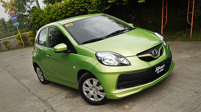 Honda Brio 1.3 S review in the Philippines