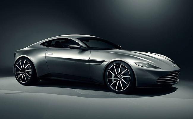 TopGear.com.ph Philippine Car News - Aston Martin creates DB10 for upcoming James Bond film
