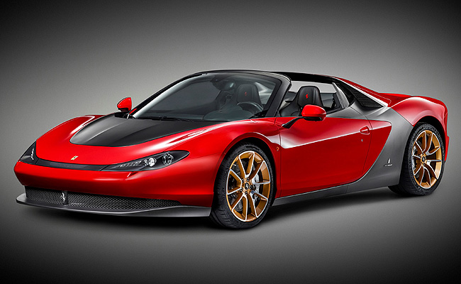 TopGear.com.ph Philippine Car News - Ferrari delivers first of six Sergio supercars to its owners