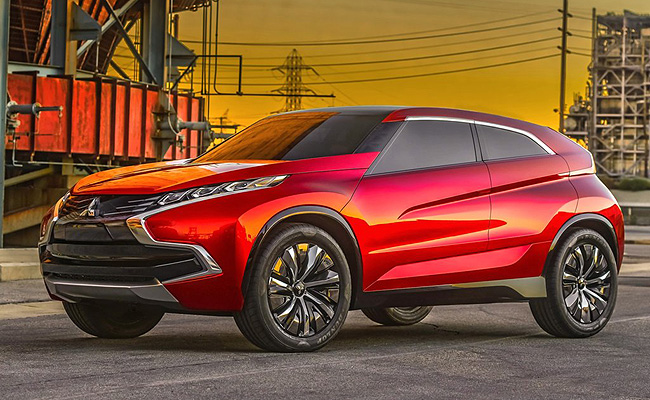 TopGear.com.ph Philippine Car News - Mitsubishi Concept XR-PHEV hints at carmaker's future design direction