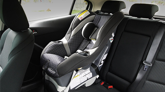 How To Properly Mount Isofix Child Safety Seats