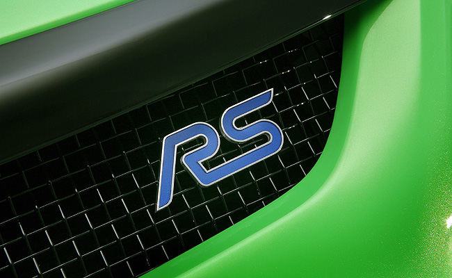 TopGear.com.ph Philippine Car News - Ford to make Focus RS available globally