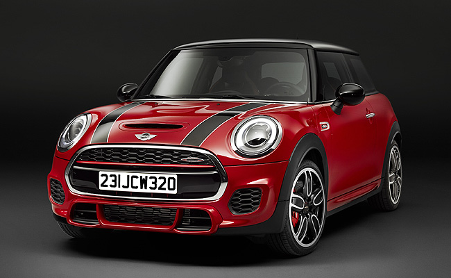 TopGear.com.ph Philippine Car News - Mini finally launches third-gen John Cooper Works model