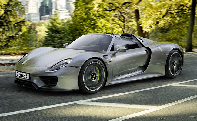TopGear.com.ph Philippine Car News - Porsche 918 is officially sold out