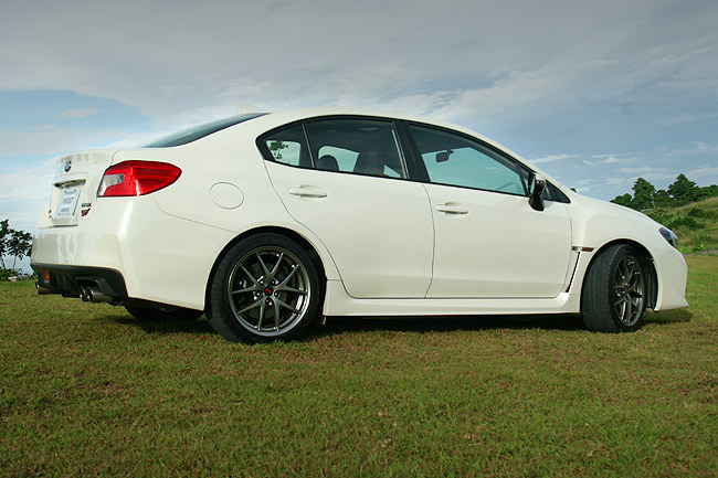 Subaru WRX STI review