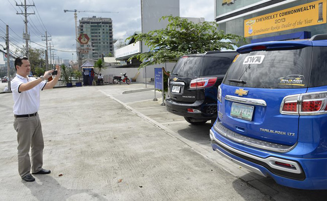 Chevrolet Philippines customer service