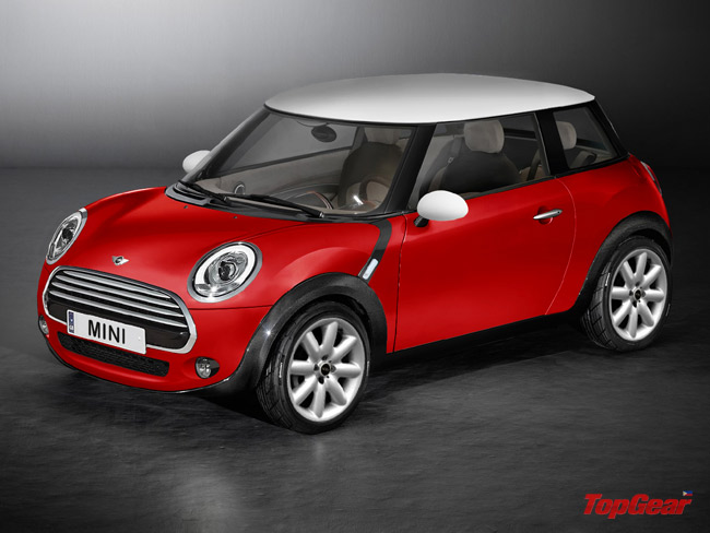Automotive crystal ball: We render how the Mini Rocketman could look like