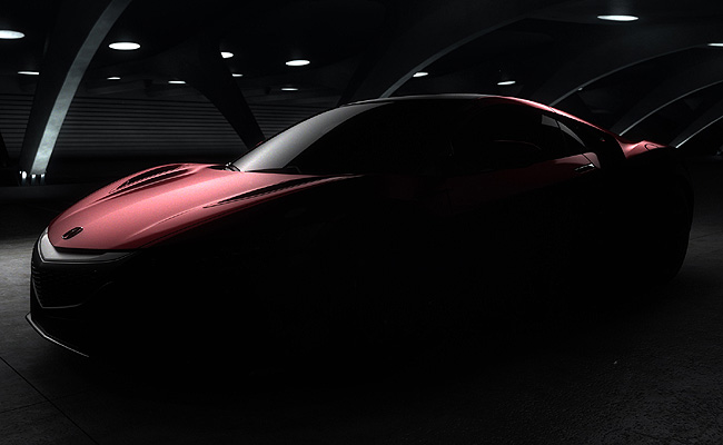 TopGear.com.ph Philippine Car News - Honda teases us with production-version NSX