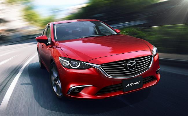 TopGear.com.ph Philippine Car News - Mazda 6 production reaches 3-million milestone