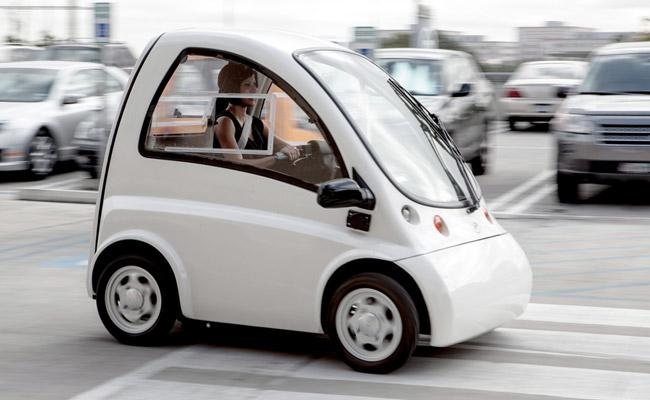 Kenguru car for PWD