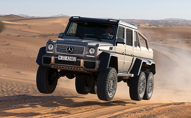TopGear.com.ph Philippine Car News - How much is CATS Motors quoting the Mercedes-Benz G63 AMG 6x6 for?