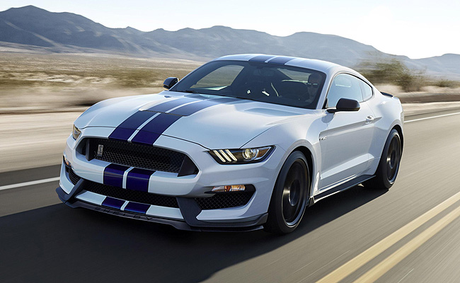 TopGear.com.ph Philippine Car News - First production-unit Shelby GT350 Mustang to be auctioned off