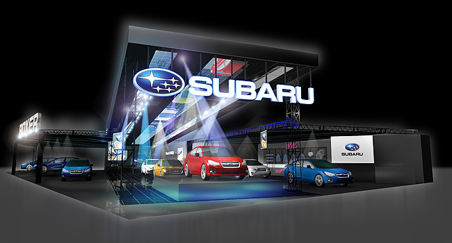 TopGear.com.ph Philippine Car News - Subaru reveals what it'll exhibit at the 2015 Tokyo Auto Salon