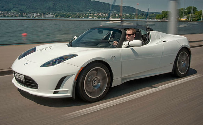 TopGear.com.ph Philippine Car News - Tesla to update Roadster in mid-2015