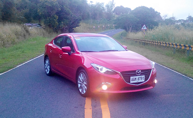 TopGear.com.ph Philippine Car News - Why the Mazda 3 is my 2014 Top Gear Philippines' Car of the Year
