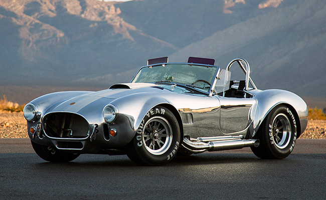 TopGear.com.ph Philippine Car News - Shelby American marks 7.0-liter Cobra's 50th anniversary with limited-edition model