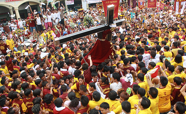 TopGear.com.ph Philippine Car News - MMDA issues traffic advisory for Black Nazarene procession