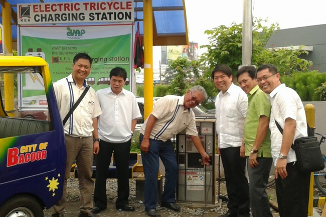 Electric Vehicle Association of the Philippines