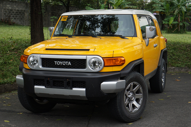 Why the Toyota FJ Cruiser was my choice for 2014 Car of ...