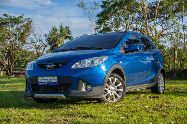 Haima 2 GLS 1.5 C-Sport MT review in the Philippines