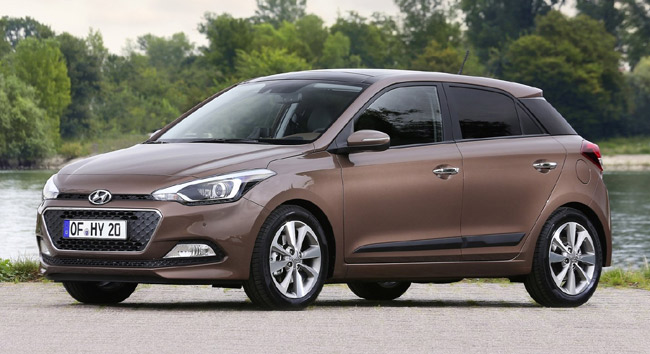 New-generation Hyundai i20 launched in Europe