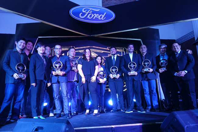 Henry Ford Awards 2014