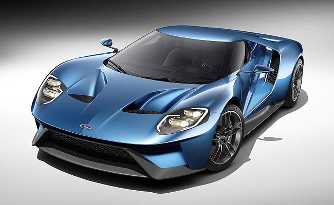 TopGear.com.ph Philippine Car News - Ford brings back the GT