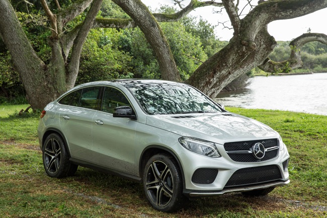 Mercedes-Benz GLE - Jurassic World