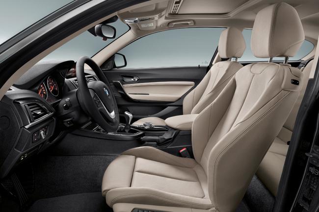 BMW 1-Series refresh