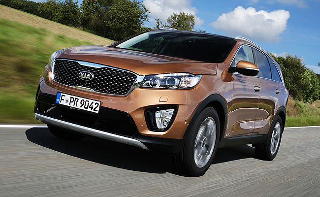 TopGear.com.ph Philippine Car News - All-new Kia Sorento to arrive in PH in Q1 2015