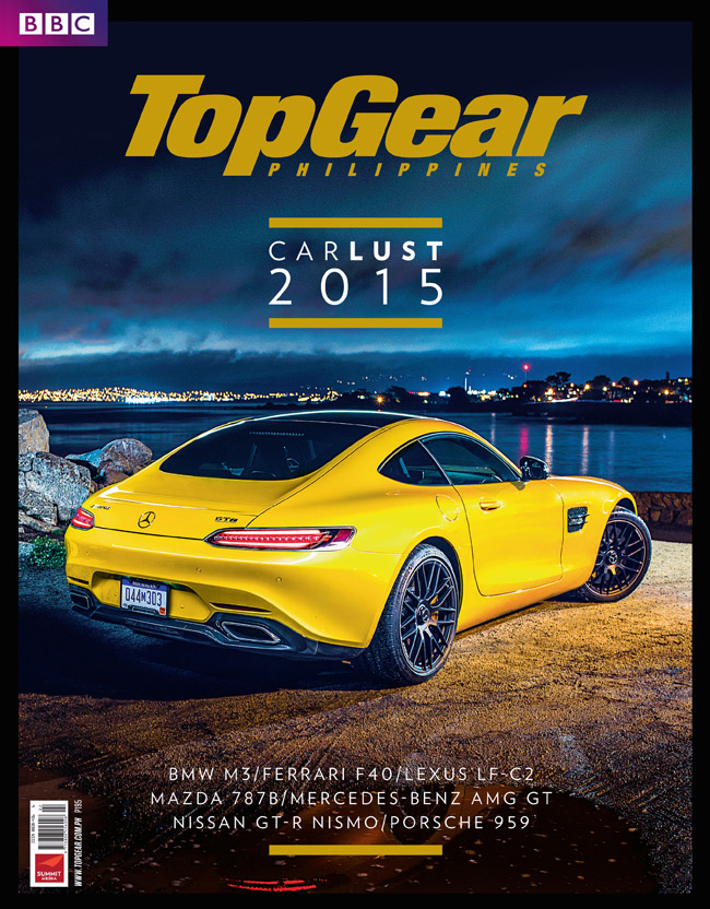 Top Gear Philippines' 2015 Car Lust