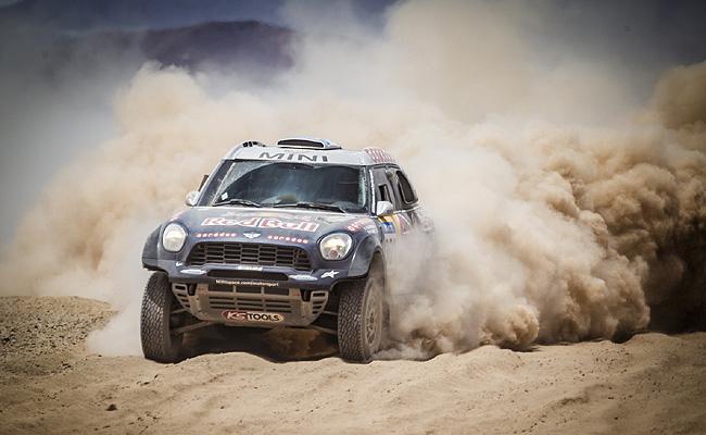 TopGear.com.ph Philippine Car News - Mini takes fourth straight Dakar Rally victory