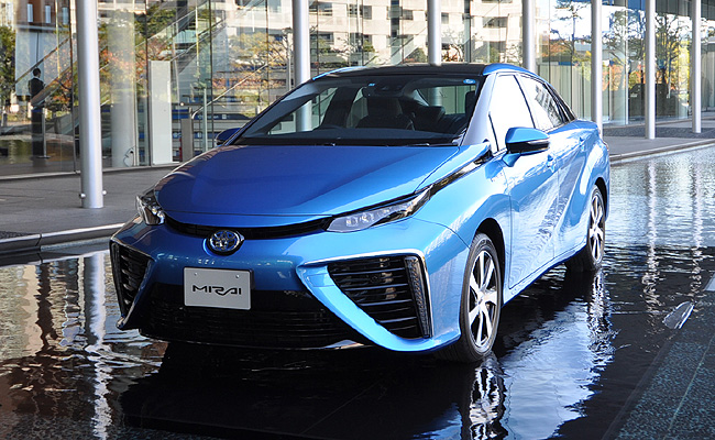 TopGear.com.ph Philippine Car News - Over 1,500 orders placed for Toyota Mirai in Japan