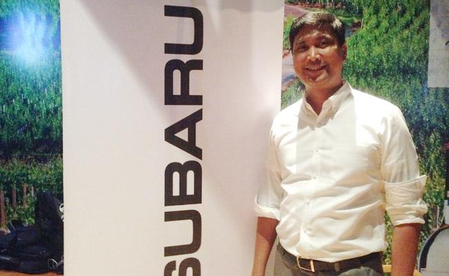 Motor Image Pilipinas general manager Mike Luyun