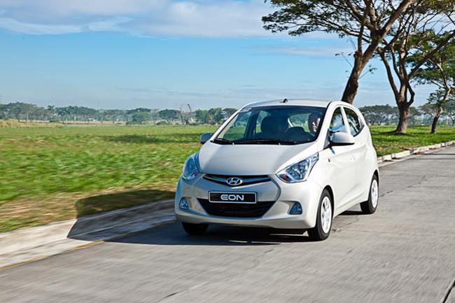 Hyundai Philippines sales 2014