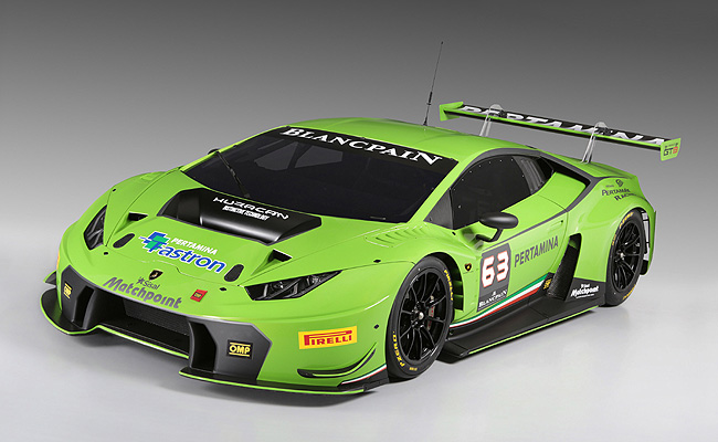 TopGear.com.ph Philippine Car News - Lamborghini finally reveals Huracan GT3