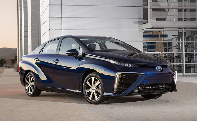 TopGear.com.ph Philippine Car News - Due to demand, Toyota will increase Mirai's production