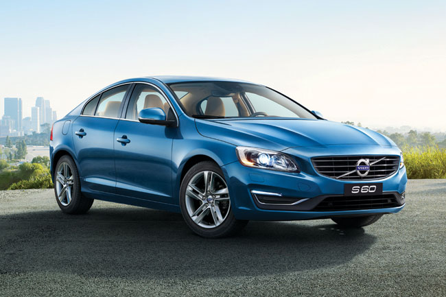Volvo IIHS Top Safety Pick+ awards