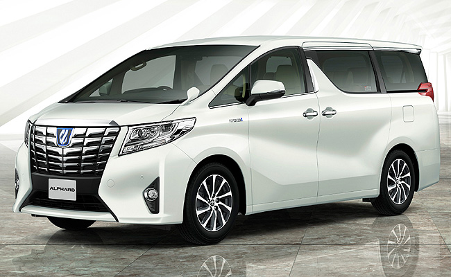 TopGear.com.ph Philippine Car News - Toyota updates Alphard, Vellfire